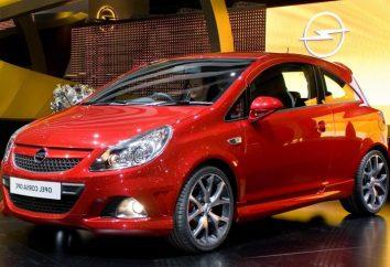 Opel Corsa: avis