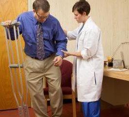 Złamania chirurgiczne: ćwiczenia fizjoterapeutyczne