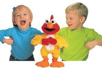 Ricordando l'infanzia: ballare il pollo funky