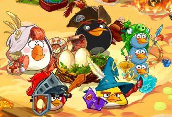 Angry Birds épicos – passo a passo