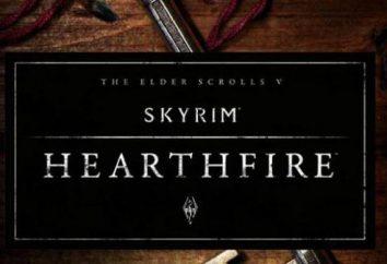 Ozernoye raíces 'Skyrim': la mejora, ampliación