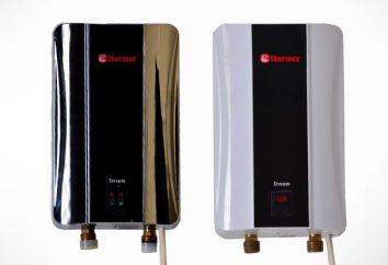 """50 litri di acqua calda sanitaria () """"Thermex"""". Recensioni di scaldacqua """"THERMEX"""" 50 litri"""
