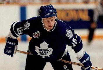 Nikolay Konstantinovich Borschevsky – eine Legende der russischen Eishockey