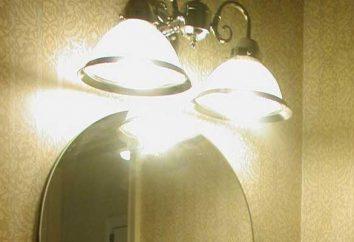 Accesorios para el baño. interior de la transfiguración