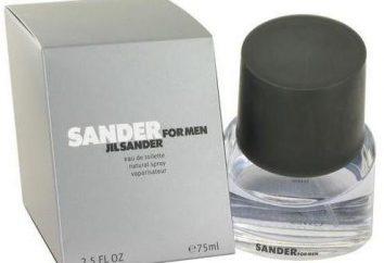 """""""Dzhil Sander"""" perfume: descrição e comentários"""