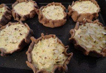 Perepecha: recette pour les tartes à l'Udmur