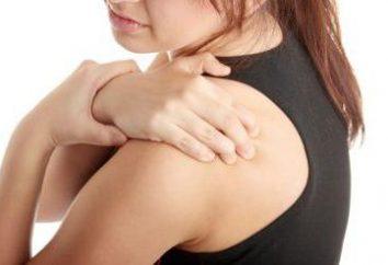 Ból pod lewą łopatką: przyczyny i ewentualne choroby. Jak przezwyciężyć bóle i ból przeszywający pod łopatkami