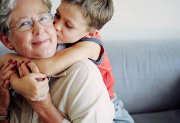 Ciekawe i nietypowe stany o babcie.
