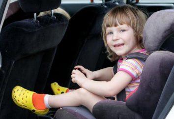 Como corrigir cadeiras de criança no carro, um rápido tutorial
