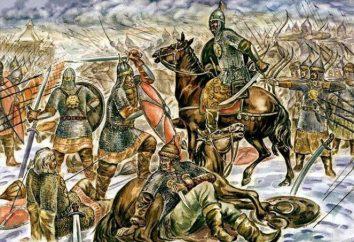 Les temps difficiles sur le sol russe: le 13ème siècle – le temps des invasions