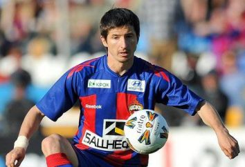 Evgeni Aldonin: Karriere Mittelfeldspieler, von der Krim nach dem großen Fußball ausgewählt