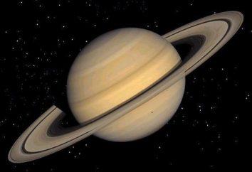 Saturn Ambiente: composizione, struttura