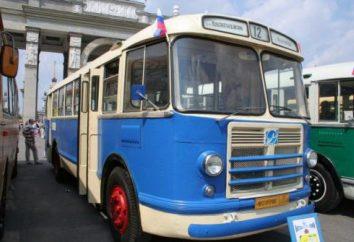 ZIL-158 – autobus miejski z okresu sowieckiego