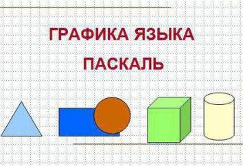 """Grafika w """"Pascal"""": charakterystyka, metody i przykłady tworzenia"""