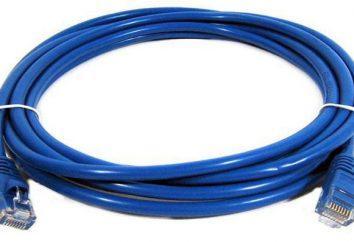 Patch Cord – co to jest? Jakie rodzaje kabli krosowych?