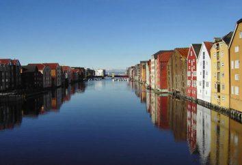 Norwegia: Trondheim – najpiękniejsza swoich miastach
