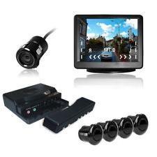 Câmera de visão traseira com parktronic: descrição, função, características técnicas do dispositivo