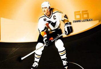 Mario Lemieux – jugador de hockey canadiense. biografía