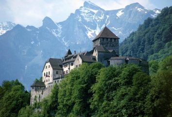 Vaduz – die Hauptstadt von Liechtenstein
