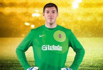 """Dmitri Khomich – el portero del club de fútbol """"Amkar"""""""