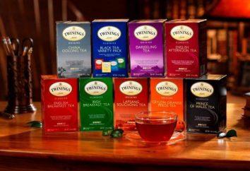 Twinings – chá preto inglês. Comentários