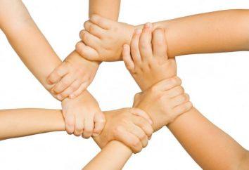 Quelles sont les principales caractéristiques des relations interpersonnelles et à quels niveaux ils sont divisés?