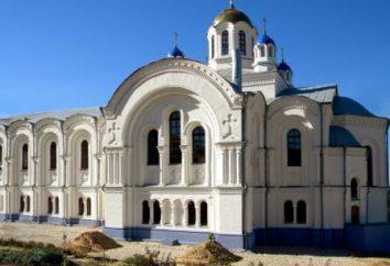 Historia i zabytki Klasztor Spaso-Preobrazhensky Ust-Medveditsk