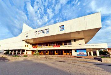 Teatr Muzyczny (Rostov): historia, repertuar, trupy, zdjęcia