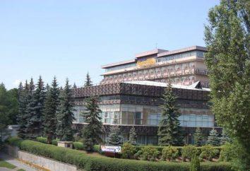 """Kislovodsk, """"Krugozor"""" (sanatorium): commentaires des touristes"""