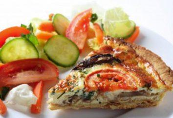 Per coloro che sono a dieta: le ricette a basso contenuto calorico per la perdita di peso
