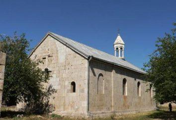 Caucasiano Albânia: uma viagem ao passado
