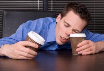 Se eu sempre quero dormir, o que fazer?