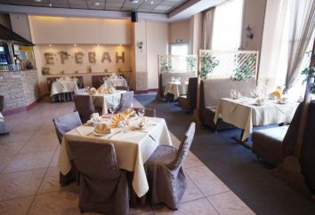 Restaurantes (Yerevan): revisão, comentários