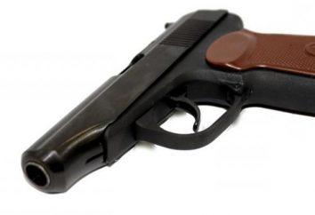 alarme Pistols MP-371 – Vue d'ensemble