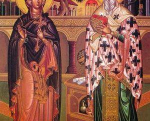 Kiedy modlitwa Kyprianou