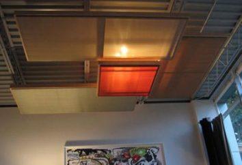 soffitto Tessuto – un altro tipo di finitura
