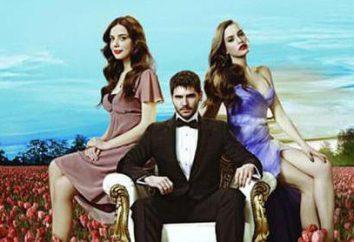 """""""É hora de tulipas."""" Os atores da série de TV turca"""