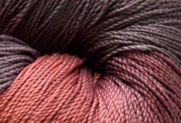Mercerisierter ägyptischer Baumwolle: Eigenschaften, Vorteile und Nachteile