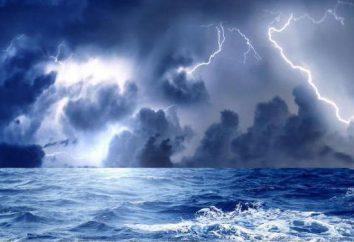 Dlaczego marzymy o burzy? Śnisz burzę na morzu