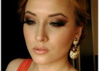 maquillage grec, ou créer une image de la déesse