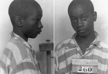 Dzhordzh Stinni: najmłodszy sprawca XX wieku w Stanach Zjednoczonych jest uzasadnione 70 lat po wykonaniu