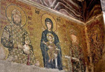 Bizantyjskie mozaiki z Rawenny
