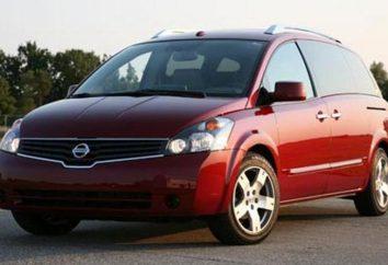Nissan Quest: specyfikacje, opinie