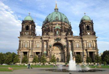 Katedra w Berlinie. Atrakcje Berlin