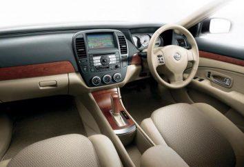 """""""Nissan Bluebird Sylph"""" – die technischen Merkmale des Rechtslenker japanischen Autos"""