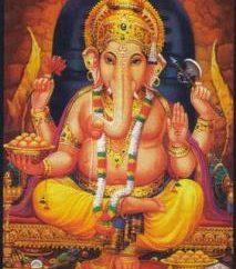antigas religiões da Índia antiga (brevemente)