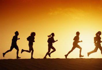 Quali sono gli sport ciclici?