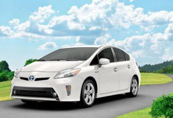 « Toyota Prius-hybride »: avis des propriétaires, les spécifications et la consommation de carburant