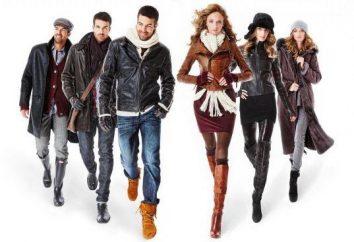 marche americane di vestiti e scarpe. Come scegliere gli abiti di marchi americani