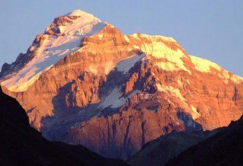 Las majestuosas montañas de América del Sur. Visión general de los sistemas montañosos de América del Sur